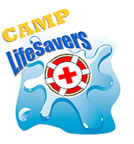 camp lifesavers logo