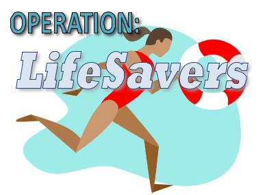 operation camp lifesavers